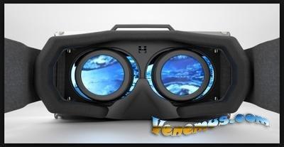 Fibrum - шлем виртуальной реальности