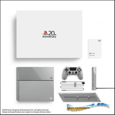Ретро-версия Sony Playstation 4
