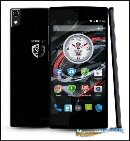 Обзор смартфона Prestigio Multiphone Grace 7557