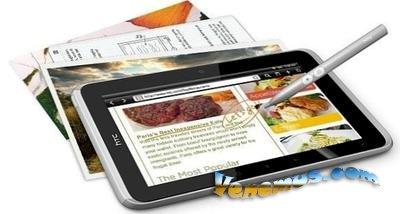 HTC создает дешевый планшет