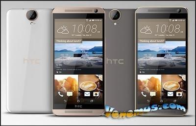 Новый смартфон HTC One E9 Plus