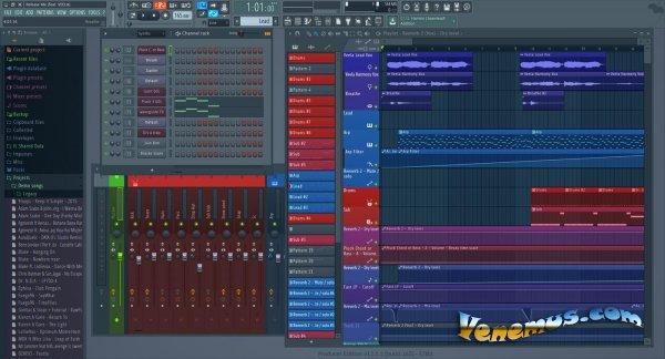 FL Studio v.20.7 Producer Edition (Полная версия)