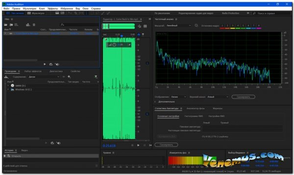 Adobe Audition CC 2021 (RUS|x32/x64 bit)