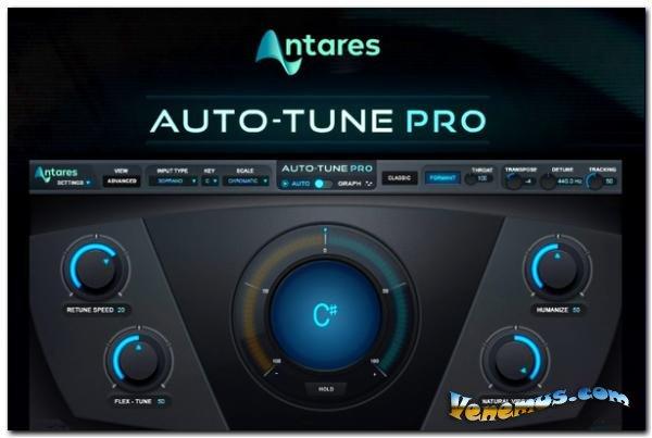 Antares AutoTune v.9.1 Professional