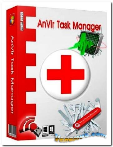 Anvir Task Manager 9.3 (RUS) RePack/+Portable