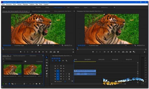 Adobe Premiere Pro CC 2021 (RUS/x32-x64/RePack)