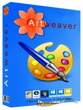 Artweaver Plus 7 (полная русская версия)
