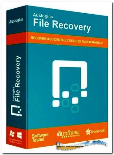 Auslogics File Recovery 9.2 Pro (RUS)