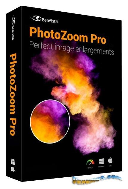 Benvista PhotoZoom 8.0.6 Professional (RUS) RePack/+Portable