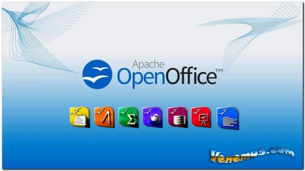 Apache OpenOffice (версия 4.1.9 на русском)
