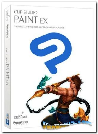 Clip Studio Paint 1.9.4 PRO (RUS) 2020