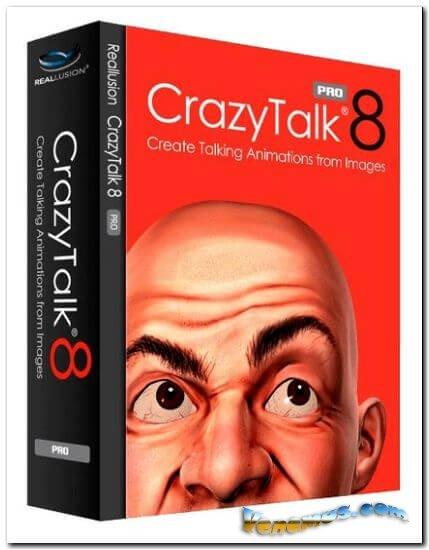 CrazyTalk Pipeline 8.13 (RUS) + Content