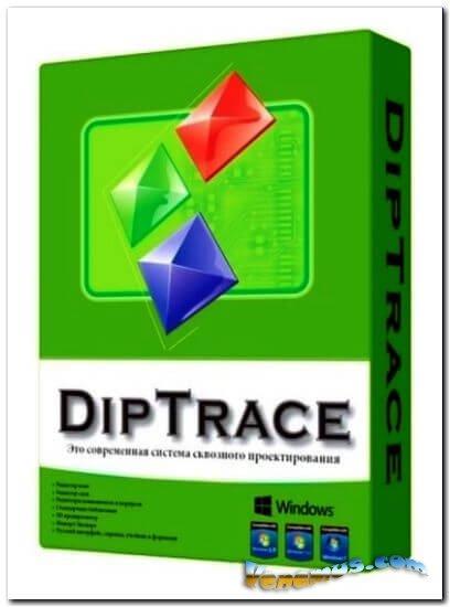 DipTrace 4.1 (RUS)