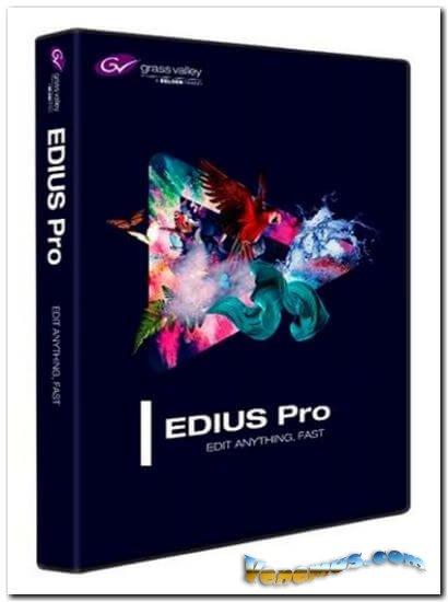 Edius 9 PRO (RUS) x64 bit