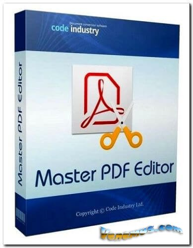 Master PDF Editor v5.4 (RUS) Portable & RePack