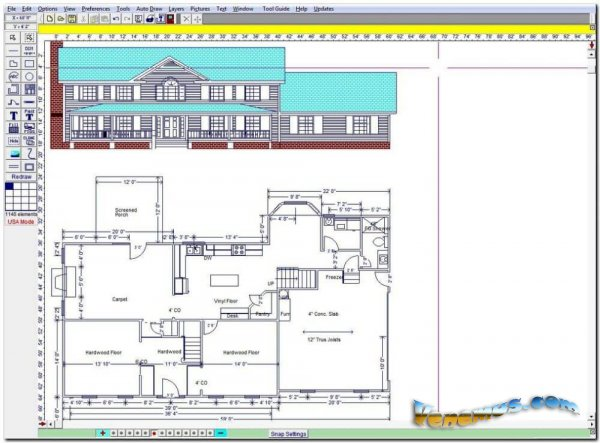 Home Plan Pro 5.5 (RePack & Portable)