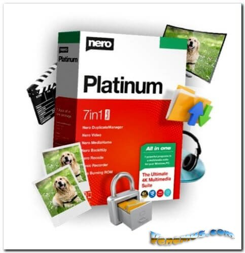 Nero Platinum 2020 (RePack & Portable)