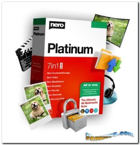 Nero Platinum 2021 (RePack & Portable)