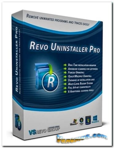 Revo Uninstaller Pro v.4.3.3 (RUS) [RePack & Portable]