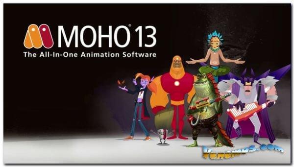 Smith Micro Moho 13 PRO (RUS)