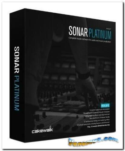 Cakewalk SONAR v.23.5.0 Platinum (RUS)