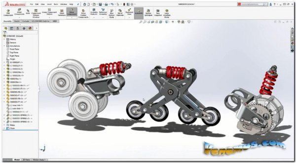 SolidWorks 2020 Premium Edition (для windows)
