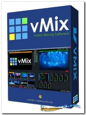 vMix v.23 (для виндовс)