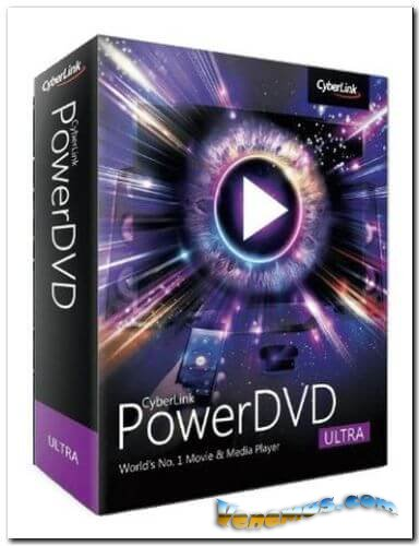CyberLink PowerDVD 20 Ultra (RUS) 2020