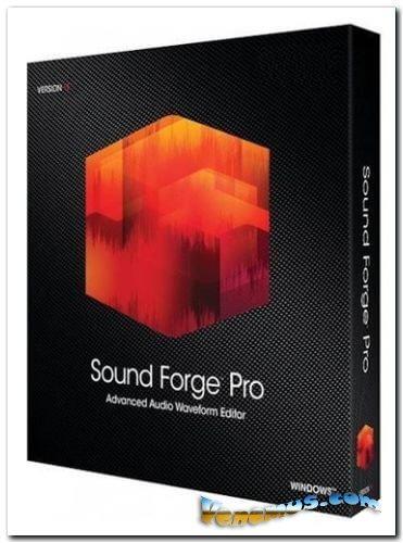 MAGIX Sound Forge Pro v.14 (RUS|x32-x64)
