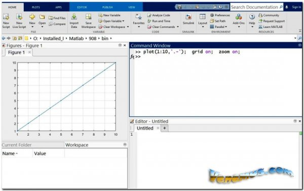 MathWorks MATLAB R2020a (для windows)