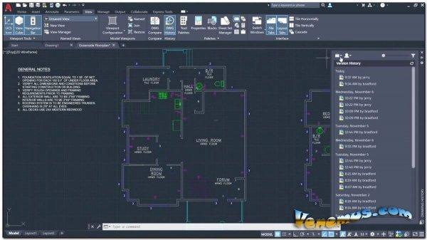 Autodesk AutoCAD 2022 (RUS/x32-x64 bit)