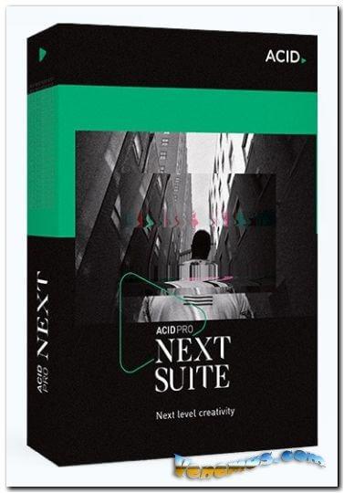 MAGIX ACID Pro 10 Suite (2020) + Bonus pack