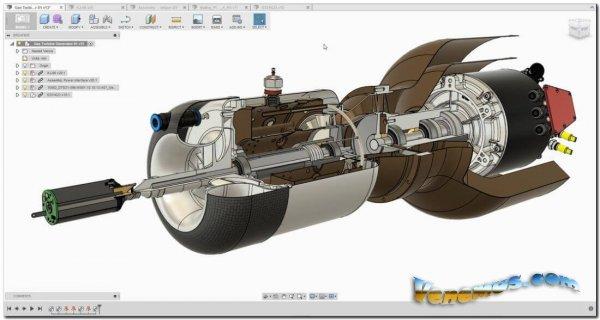 Autodesk Fusion 360 (Multi/RUS) 2020