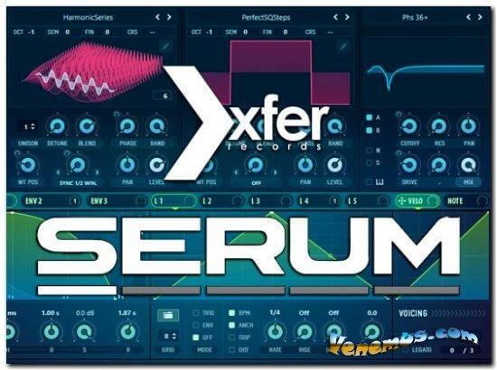 Xfer Records Serum v.1.2.8b6 (VSTi|AAX) 2020