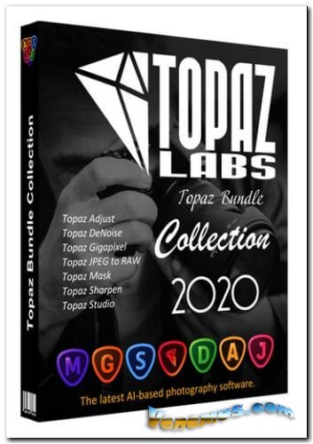 Topaz labs (Photoshop Plugins Bundle) 2020
