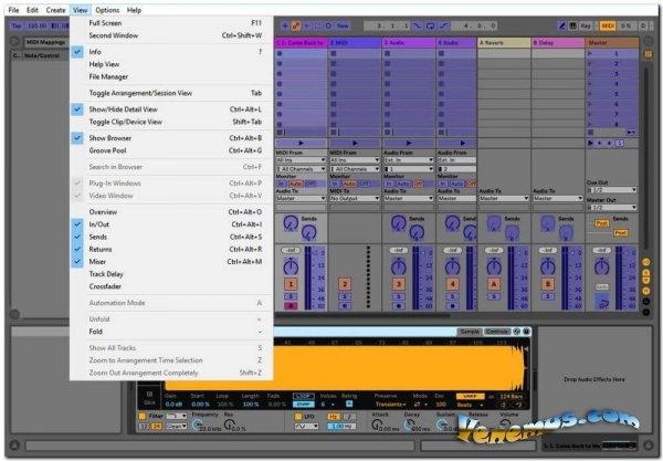 Ableton Live Suite v.10.1.18 (2020)