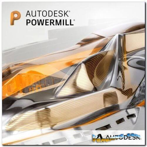 Autodesk Powermill Ultimate 2021 (RUS) x64 bit