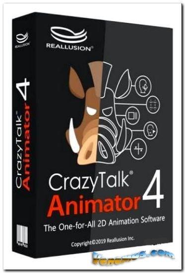 Reallusion Cartoon Animator v.4.21 (2020)