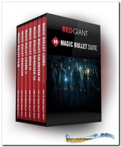 Red Giant - Magic Bullet Suite v.13.0.17 (for Windows x64 bit) 2020